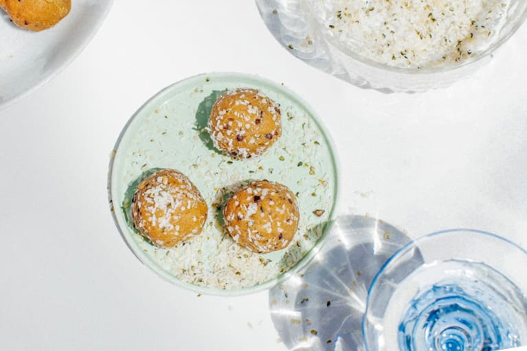 These Cookie Dough Superfood Bites Will Boost Your Mood & Energy