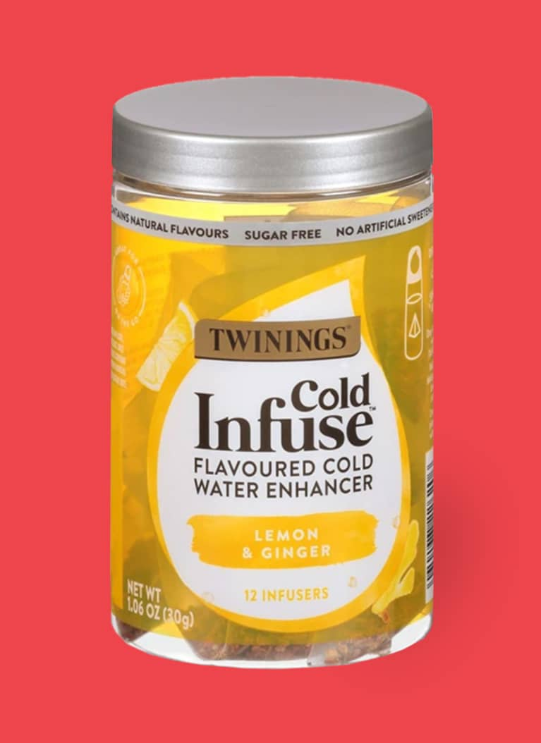 twinings cold infuse
