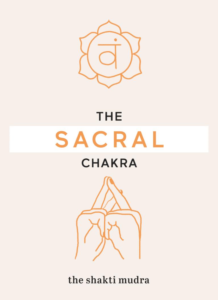 the shakti mudra hand gesture