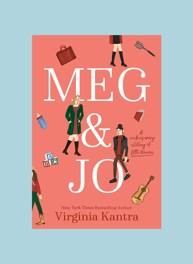 Meg & Jo by Virginia Kantra