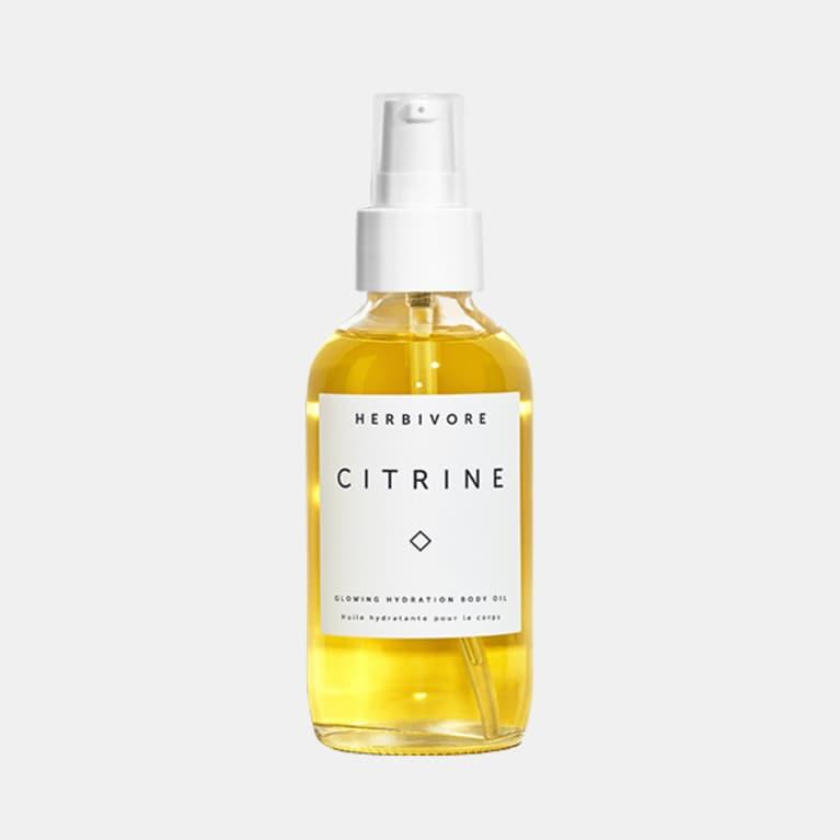Herbivore Citrine Body Oil