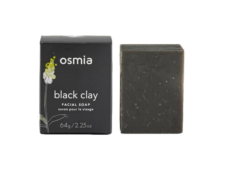 Osmia Black Clay Soap