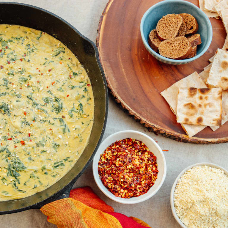 Cashew Kale Dip