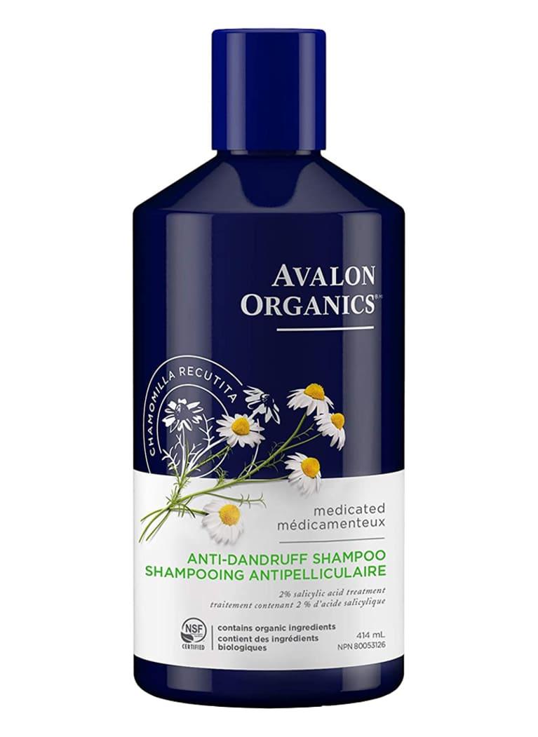 Avalon Organics Anti-Dandruff Itch & Flake Shampoo