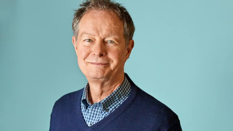 portrait of john mackey for mbg podcast