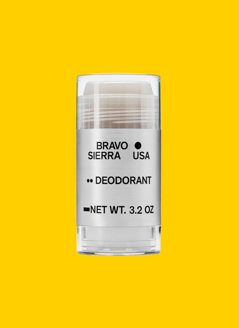 Bravo Sierra USA deodorant