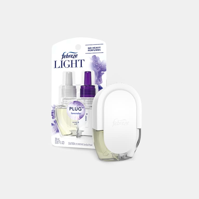 <p>Febreze LIGHT PLUG Lavender</p>