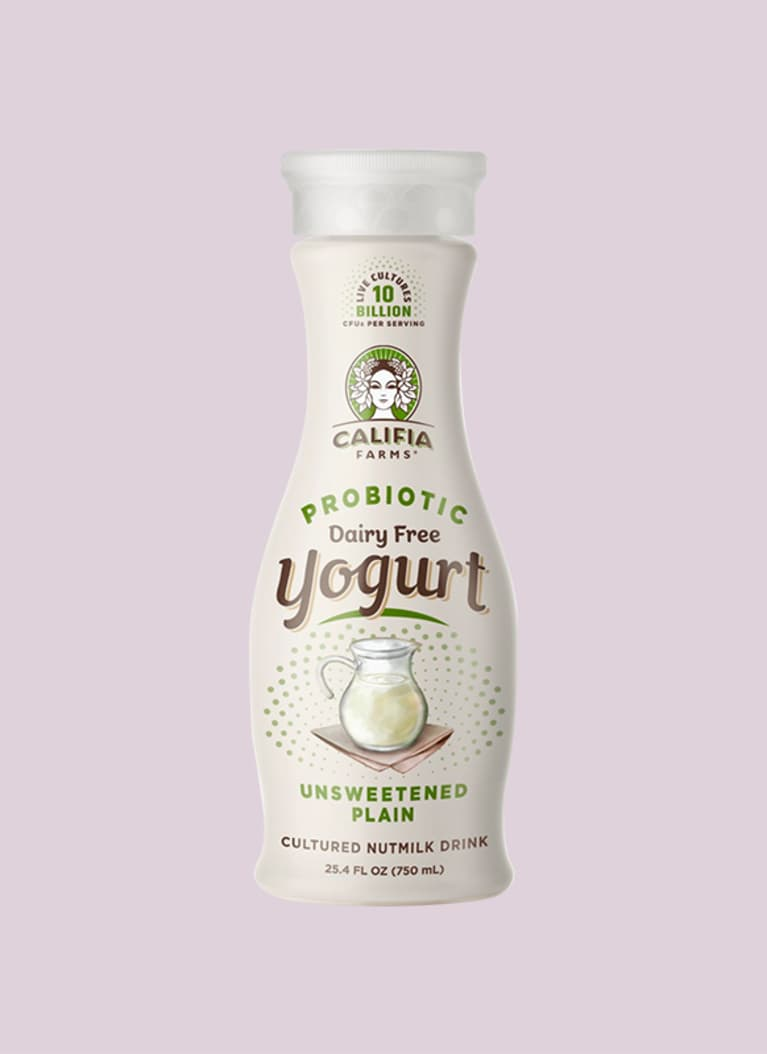Califia Probiotic Dairy Free Yogurt