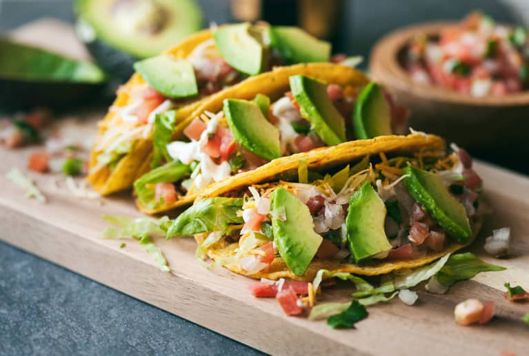 The Meatless Monday Taco Recipe Eric Adams Learned From Paul McCartney (Yes, Really)