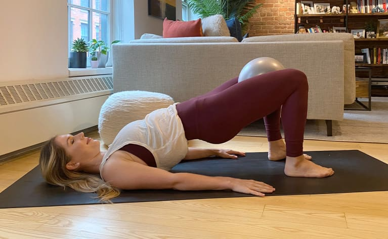 8 Stretches & Exercises To Help Manage Lower-Body Pain From Pregnancy