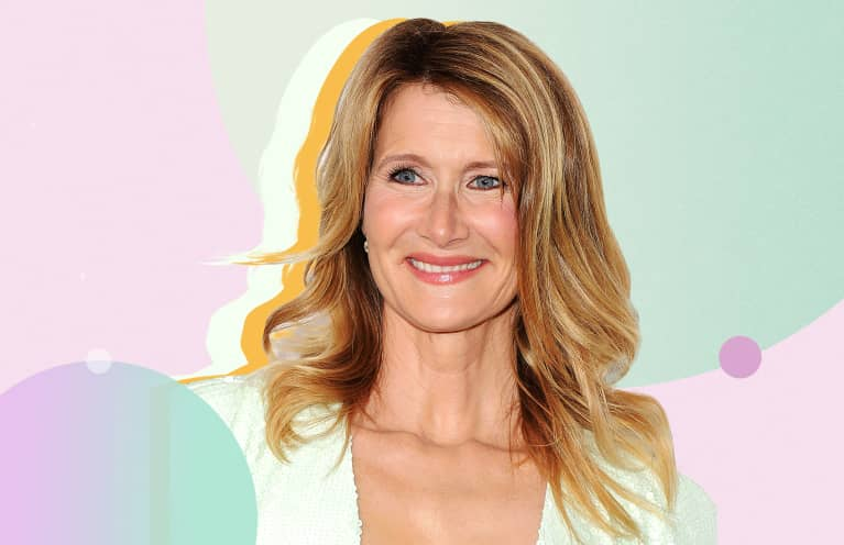 Laura Dern On Well-Being, Activism As Self-Care, And Lung Health