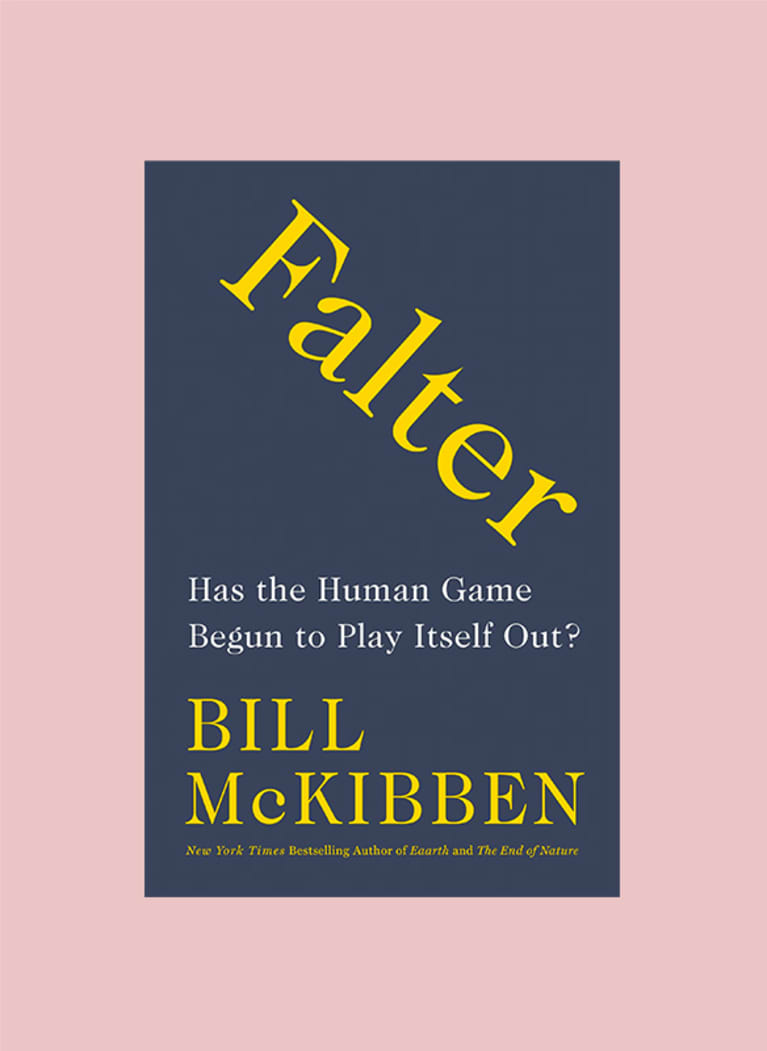 1. Falter: Has the Human Game Begun to Play Itself Out?