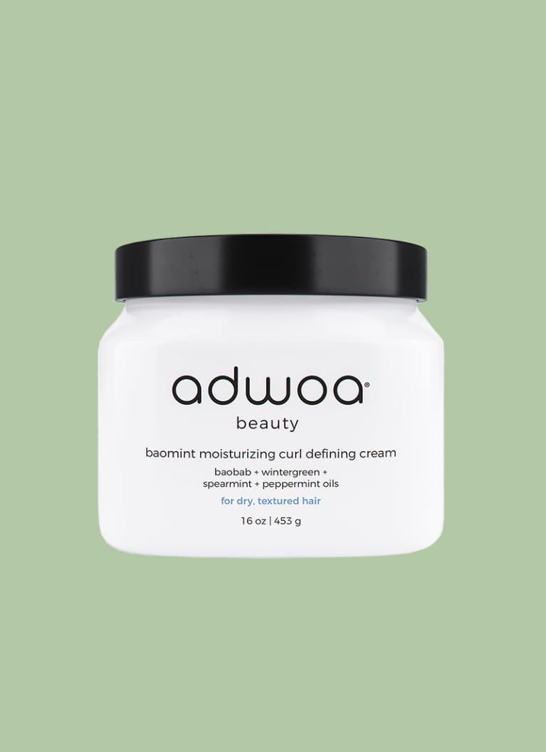 baomint curl cream adwoa