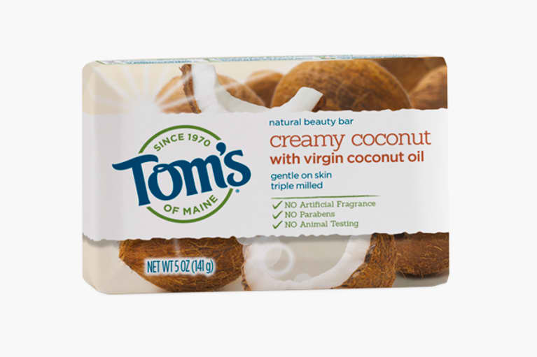 Creamy Coconut Natural Beauty Bar