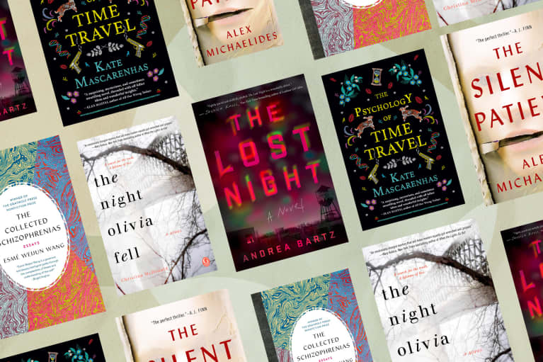 collage of books to read in February 2019