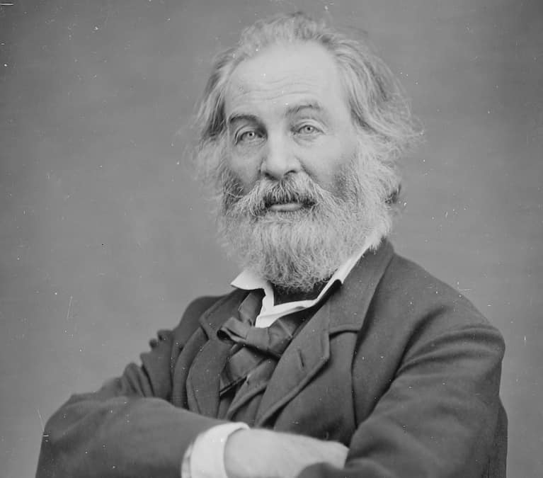Walt Whitman's Health Tips — Including Eating A Paleo Diet — Discovered