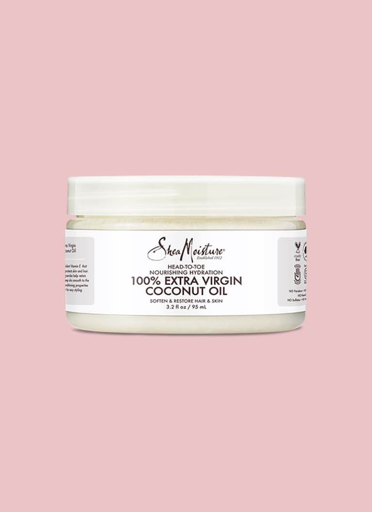 Shea Moisture 100% Extra-Virgin Coconut Oil