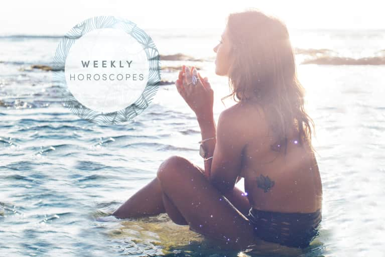 Your Weekly Horoscope Is Here: What's In The Stars For You?