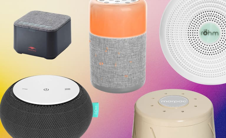 Need A Solid Night's Sleep? These 7 White Noise Machines Might Help