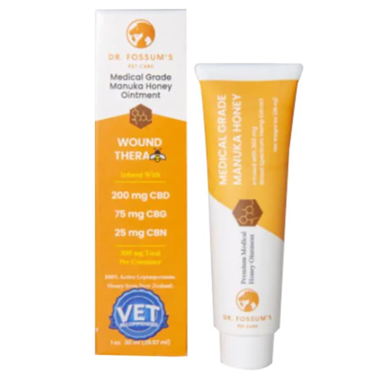 Dr. Fossum's manuka honey wound cream