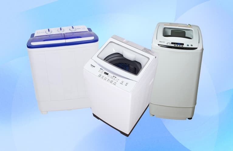 The Best Portable Washing Machines For 2020