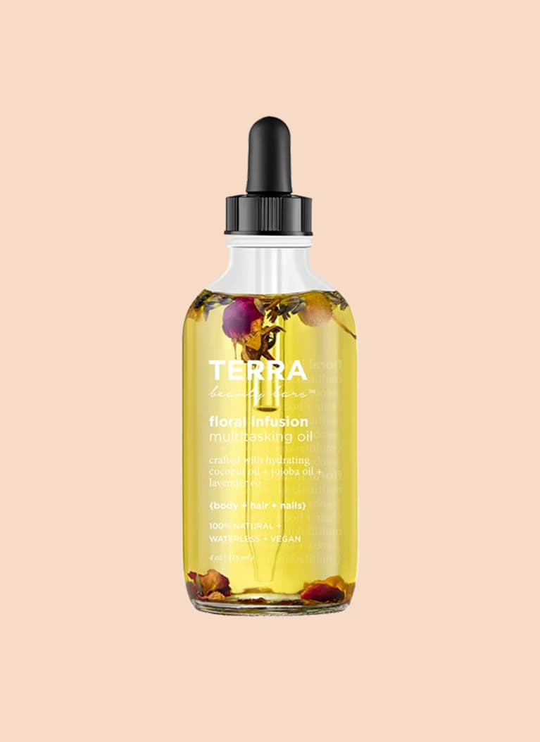Terra Beauty Bars Floral Infusion Multitasking Oil