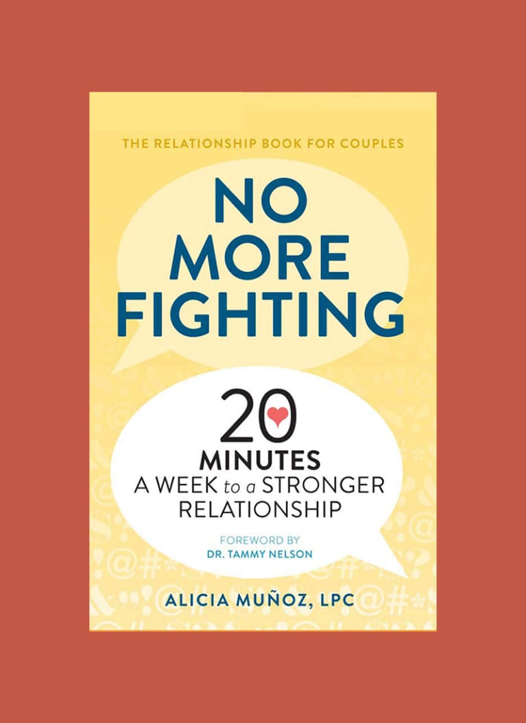 No More Fighting by Alicia Muñoz