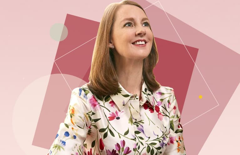 Gretchen Rubin talks minimalism with mindbodygreen