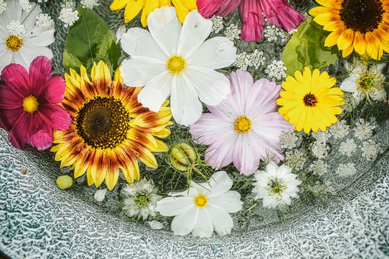 This Beautiful Pressing Technique Basically Makes Summer Flowers Last Forever