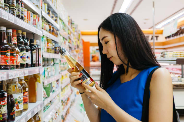 The New Food Label You're Going To Want On Your Radar