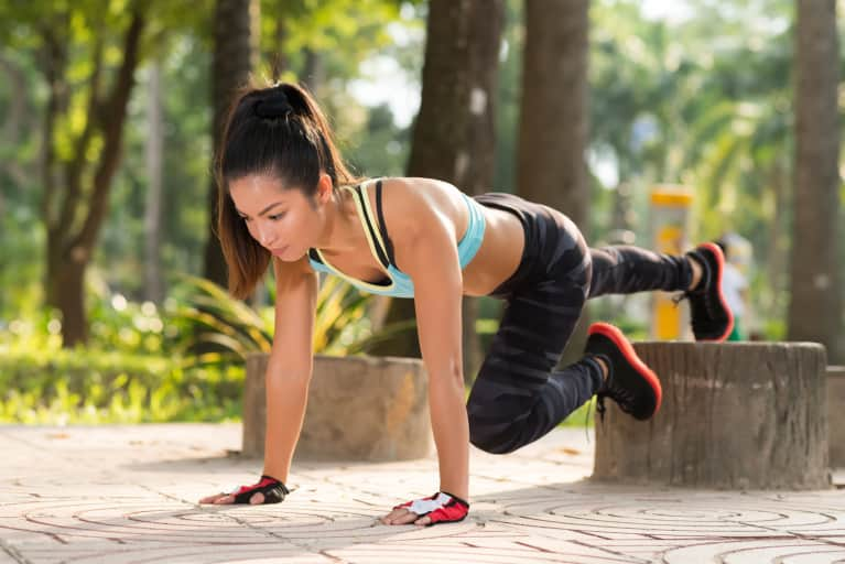30-Second Moves To Tone Your Total Body