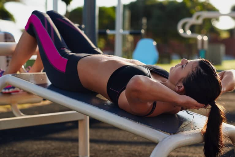 Get Great Abs In 16 Minutes