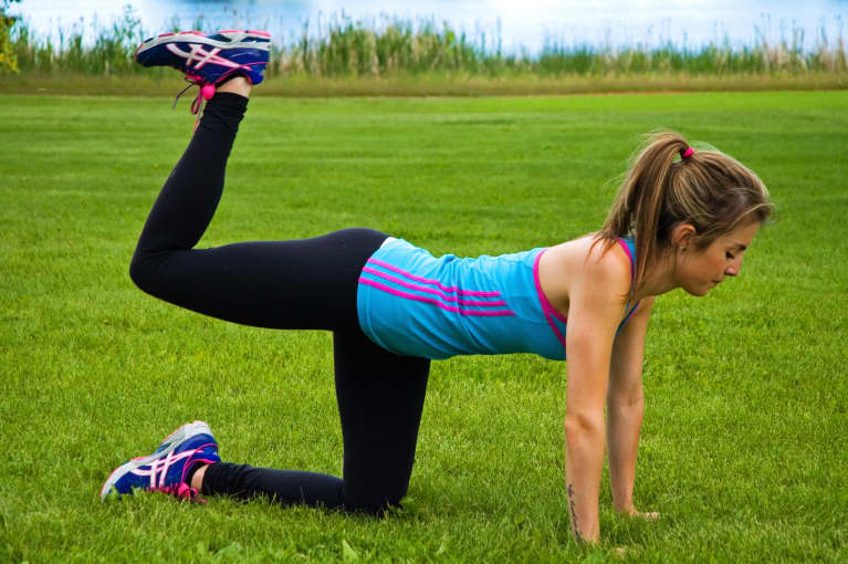 The Only 6 Exercises You Need For A Great Butt