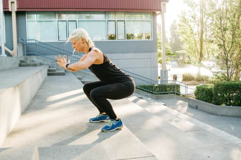 5 Squat Variations You've Never Tried Before