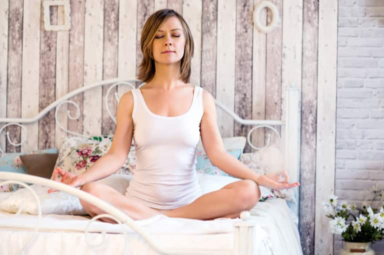 3 Yoga Poses For Blissful Sleep