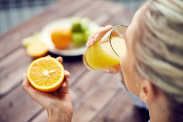 5 Reasons To Stop Drinking Juice