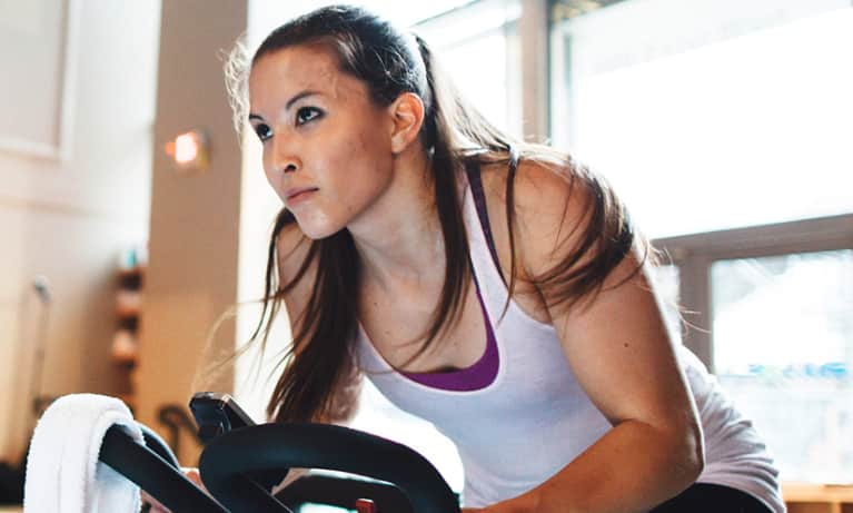 How Spinning Became A National Fitness Obsession (Infographic)
