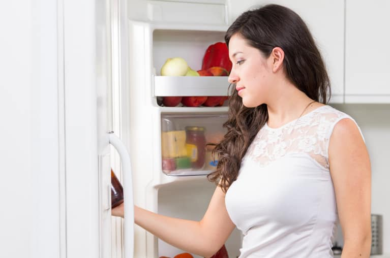 3 Ways To Stock Your Fridge So You'll Lose Weight