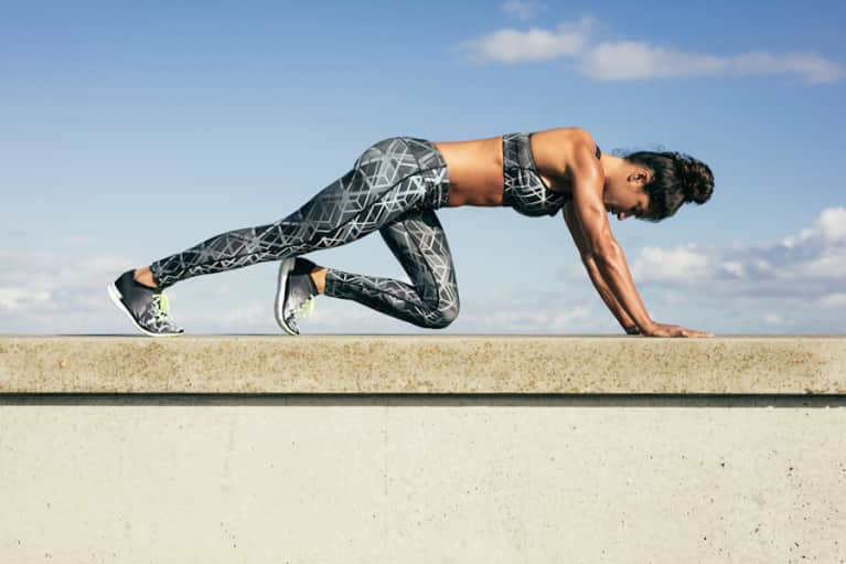 Want Stronger Abs? Perfect Your Plank Pose