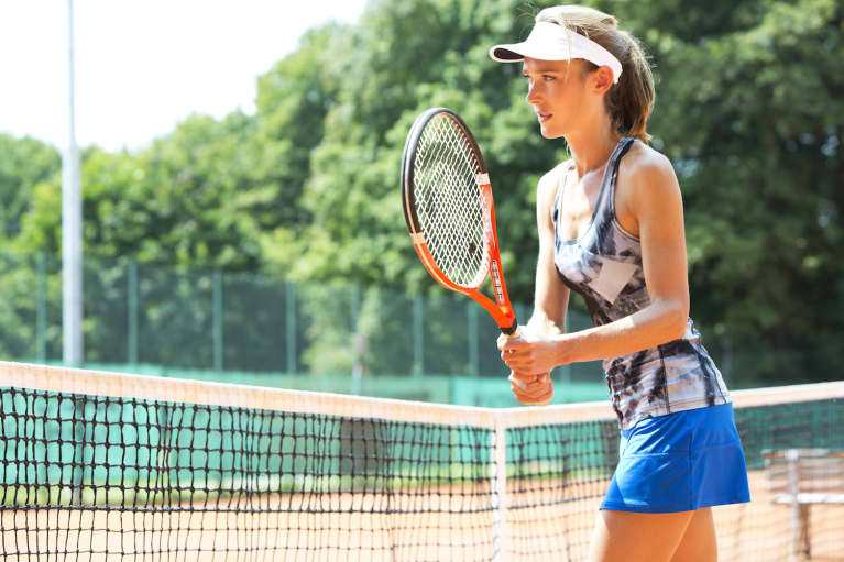 Improve Your Tennis Game With This 5-Exercise Workout