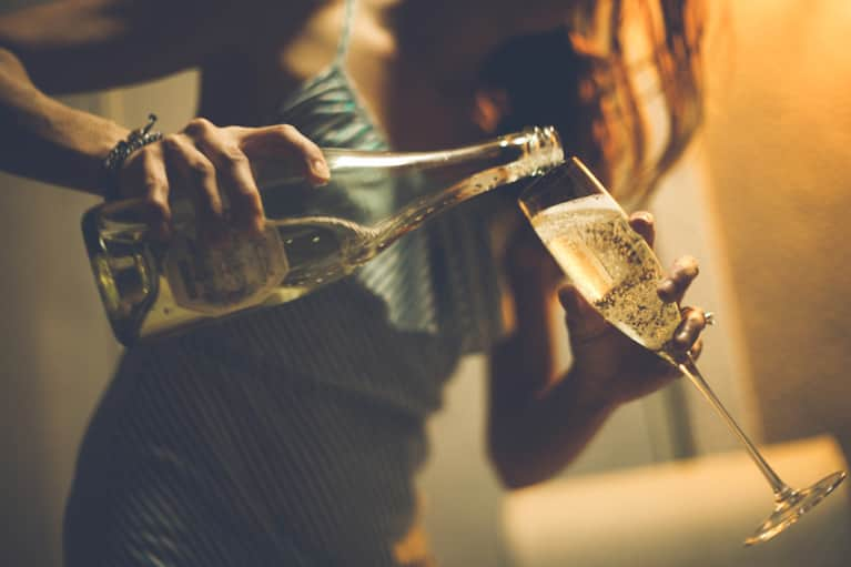 The Surprising Health Benefit Of Drinking Champagne
