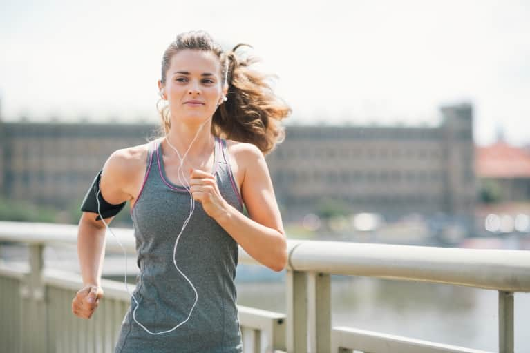 A 12-Minute Playlist For Your Monday HIIT Workout