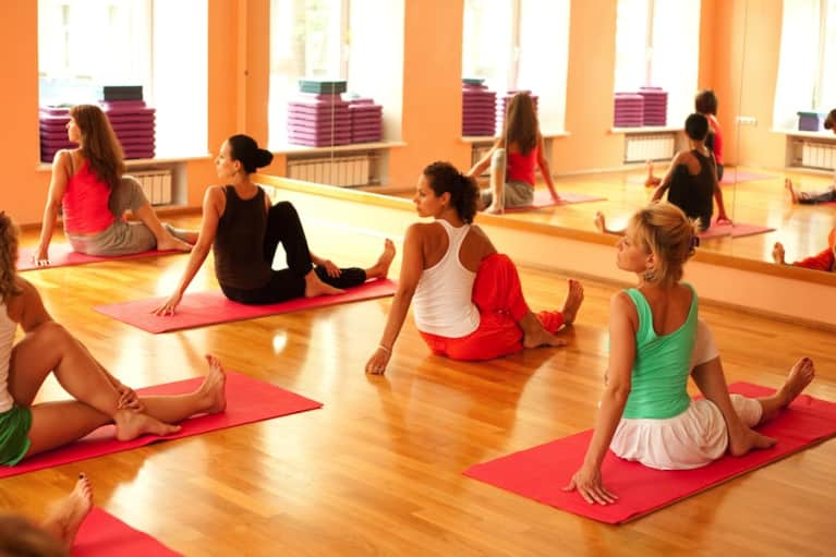 9 Signs You're Addicted To Bikram Yoga