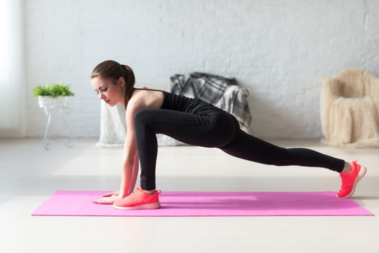 A Quick, 4-Minute Workout For When You Have NO Time