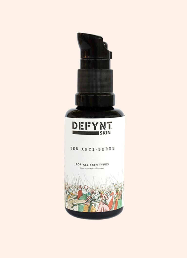 Defynt face oil