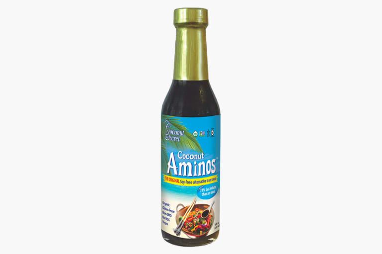 <p>Coconut Secret Coconut Aminos</p>