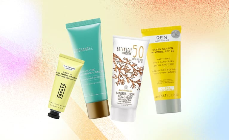 mineral sunscreen roundup