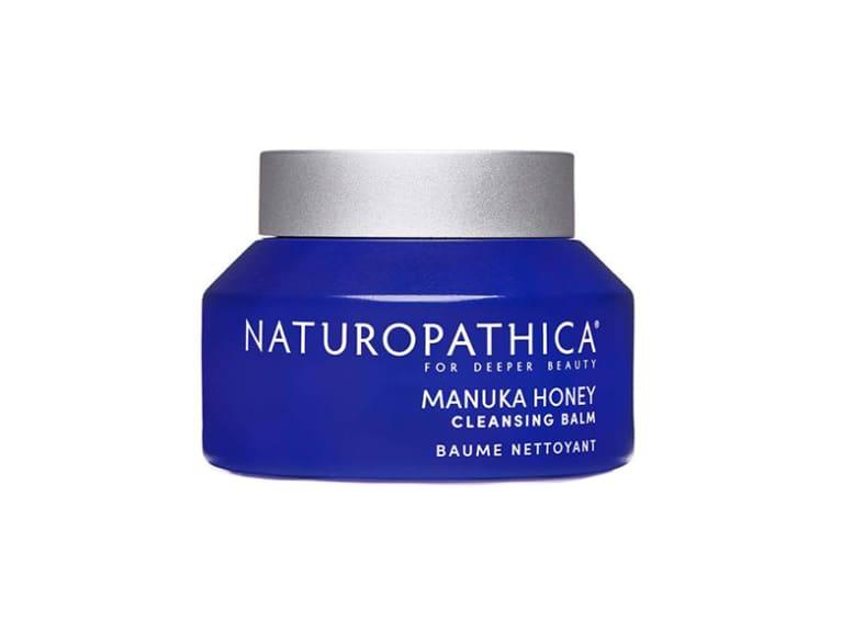 naturopathica manukey honey cleansing balm