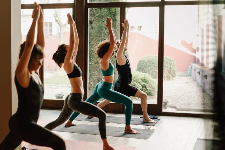Can Yoga Actually Improve Your Mental Health? Here's What This Study Says