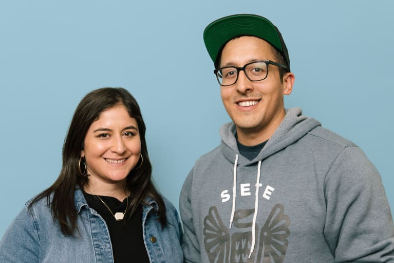 Veronica & Miguel Garza of Siete Foods on the mindbodygreen Podcast